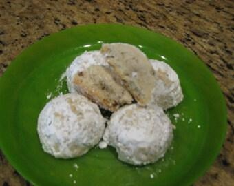 Russian Teacakes ( Snowballs )