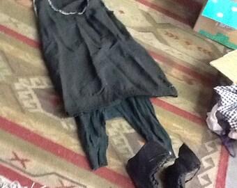 Three Piece Annette Kellerann Bathing Suit
