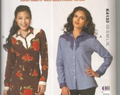 Kwik Sew 4133 new and uncut size X small - X large womans country western top and dress