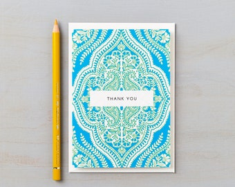 Personalised Mandala Design Thank You cards