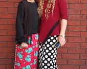Girls Knit Pencil Skirts~ Modest Custom Boutique Girls Skirt, Toddler Girls, Big Girls, Tween Girls, Teen Girls ~ Made to order