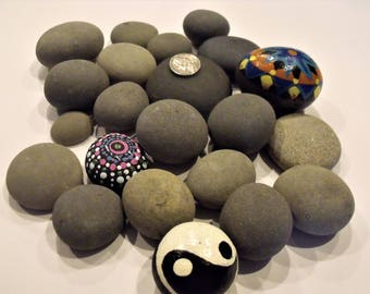 Mini Rocks for Mandala Art, Zentangle, Dot Painting Rock Painting and other Paintings