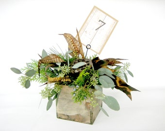 Sets of Five Table Number Holders, Place Card Holder, Party Supply, Table top supply, table decoration, Photo Holder, Pricing holder