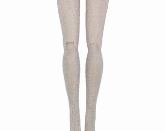Monster High Doll Stockings - White Pearl - doll clothes - All Sizes