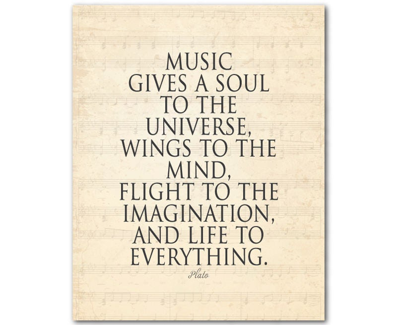 music quotes ldquo music gives - photo #9