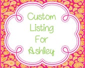 Custom Listing for Ashley - 3 of Set 1 Natural Cotton Mini Totes and 6 Blank Natural Cotton Mini Totes