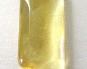 Luminous Citrine Cabochon