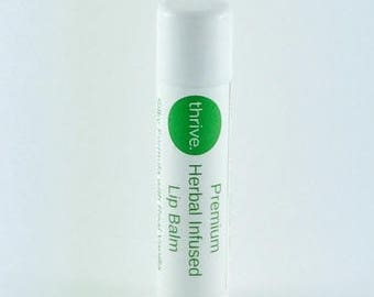 Lip Balm - Herbal Infused Vanilla