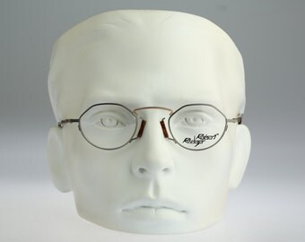 Robert Rudger Mod 1520  171-27 / Vintage eyeglasses & sunglasses / 90S unique and rare