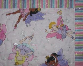 Fairy Ballerina Quilt