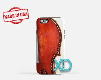 Violin iPhone Case, Music iPhone Case, Violin iPhone 8 Case, iPhone 6s Case, iPhone 7 Case, Phone Case, iPhone X Case, SE Case Protective