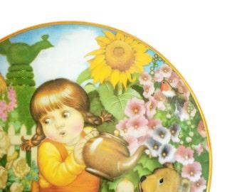 Plate Teatime Surprise