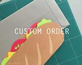 Custom Order for Samone :)