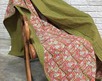 Chutney Kanta Hand Made Quilt