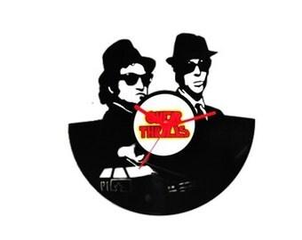 Blues Brothers Clock