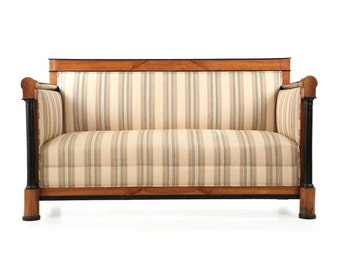 Canape settee sofa etsy for Canape poltrone e sofa