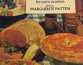Cookery in Colour Marguerite Patten Vintage Cookbook 1970s