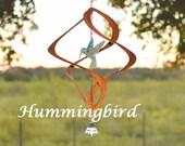 BreezeWay Hummingbird Wind Spinner