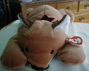 TY FOXY pillow pal collectible