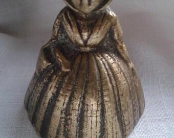 Elizabethan Lady Vintage Bell
