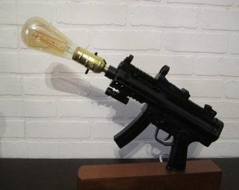 Toy Gun Lamp