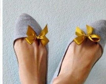 Shoe Bow Clips