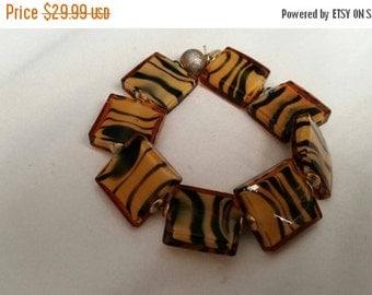 Gold rhino etsy - Safari murano jewelry ...