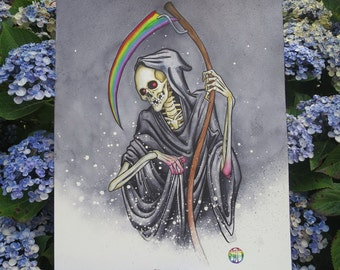 Tell me where it hurts|Rainbow Reaper