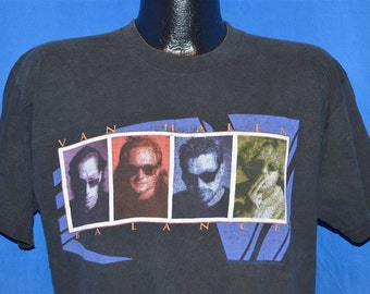 90s Van Halen Balance Tour 1995 t-shirt Large