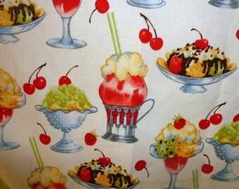 Sundae cobbler apron