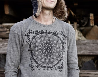 Tibetan Mantra Organic Thermal ~ Made in the USA.