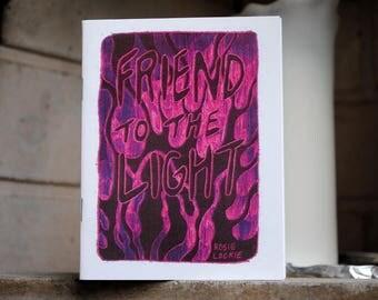 FRIEND to THE LIGHT minicomic/zine