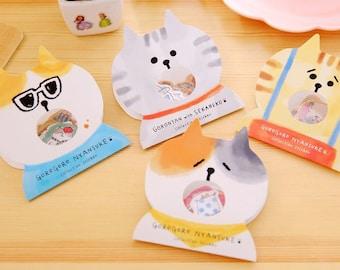 Goro Goro Cat  Stickers ST7104G