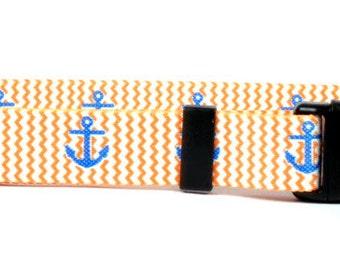 Anchors Away Standard Collar