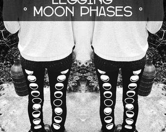 LEGGING MOON PHASES