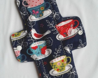 """Cozy Cloth Flannel 10"""" Moderate Flow Cloth Pad - Made to Order"""