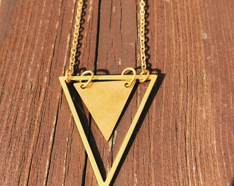 Triangles inside Triangles