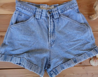 Chazz Denim Shorts