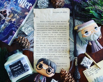 Letters From My Book Boyfriend: Harry Potter