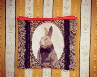 Rabbit mini pouch