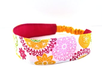 Headband multicolored girl
