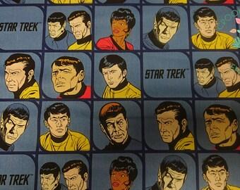 Star Trek Fabrics