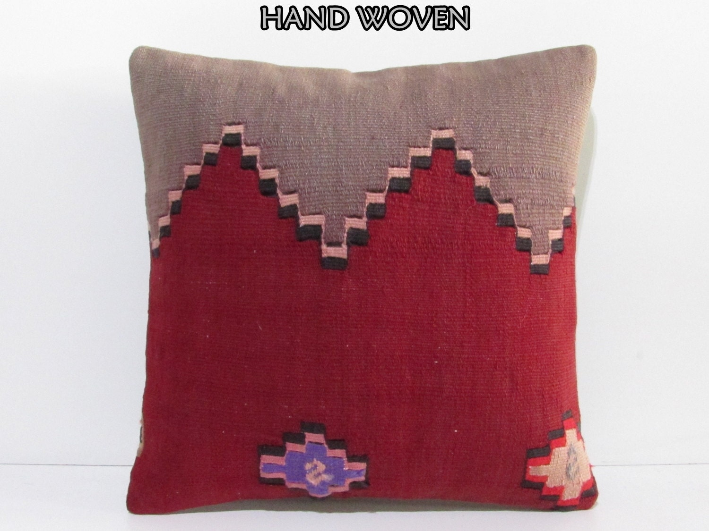 20x20 Throw Pillows Covers : 20x20 kilim pillow 20x20 decorative pillow 20x20 pillow cover