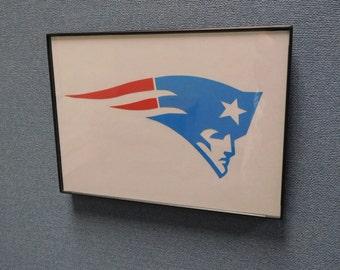 New England Patriots Wall Art
