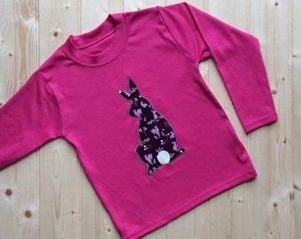 Applique Bunny t shirt
