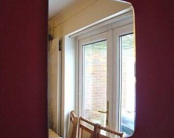 Rounded Corner Rectangle Shaped Mirrors - Various Sizes Available, Bespoke Sizes Made