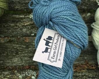 Blue faced Leicester Aran weight