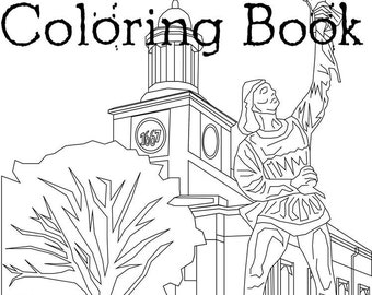 Beverly, MA Coloring Book