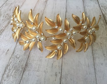 Laurel Leaf Tiara/Headpiece