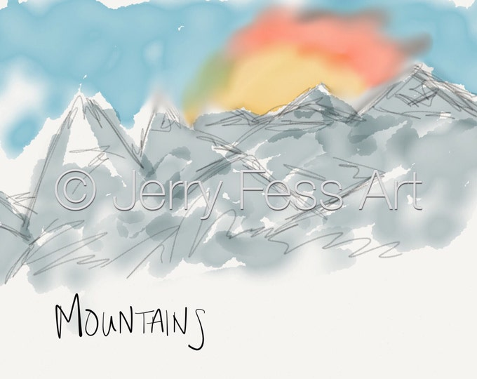 Featured listing image: Mountains